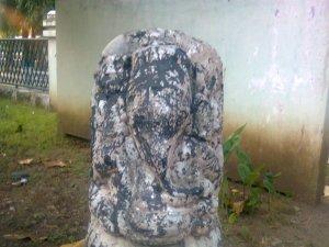 Patung Ganesha diduga peninggalan Wengker